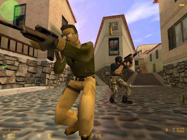 Counter-Strike<br><br>Die Wellen, die Half-Life auslöste, hatten in alle Richtungen spürbare Auswirkungen: Modifikationen wie Team Fortress Classic, Day of Defeat, Natural Selection oder Action Half-Life fesselten ganze Legionen von Multiplayer-Fans an die Computer. Aber keine Mod erreichte derartigen Ruhm wie die Arbeit von Minh »Gooseman« Le und Jess »Cliffe« Cliffe - Counter-Strike. Das gute alte Katz- und Maus-Spiel wurde in ein packendes Echtwelt-Szenario gepackt, in dem Terroristen gegen Anti-Terroristen antreten - Runde für Runde für Runde für Runde! Das süchtig machende Spielprinzip war ein gigantischer Erfolg, noch heute ist Counter-Strike einer der erfolgreichsten und meistgespielten Shooter der Welt - und die Entwickler arbeiten mittlerweile zum Teil bei Valve Software. 1718123