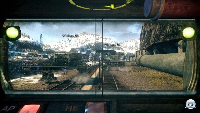 Screenshot - Steel Battalion: Heavy Armor (360) 2338687