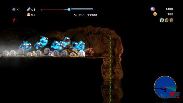 Screenshot - Spelunker Z (PlayStation4) 92499525