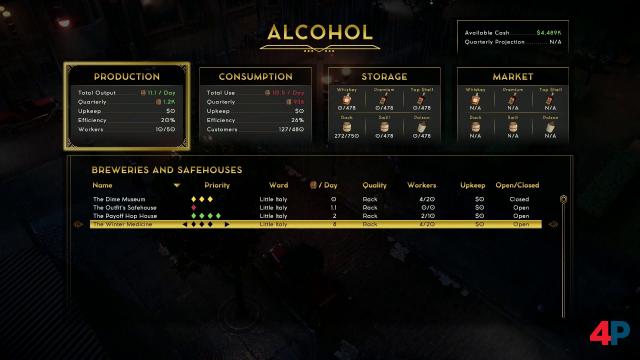 Screenshot - Empire of Sin (PC) 92603509