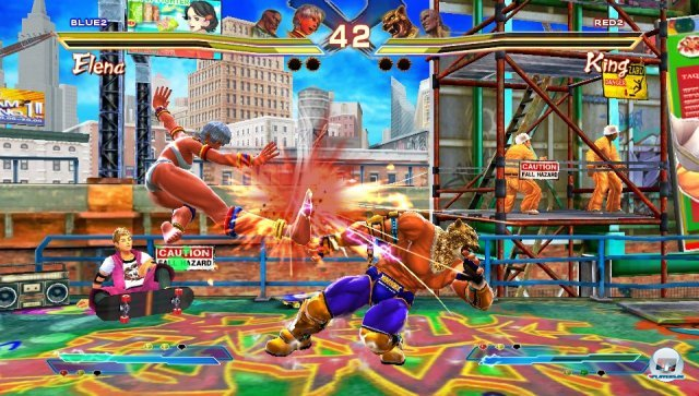 Screenshot - Street Fighter X Tekken (PS_Vita) 2338287