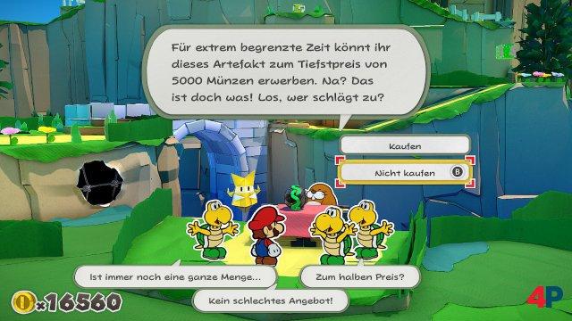 Screenshot - Paper Mario: The Origami King (Switch) 92619567