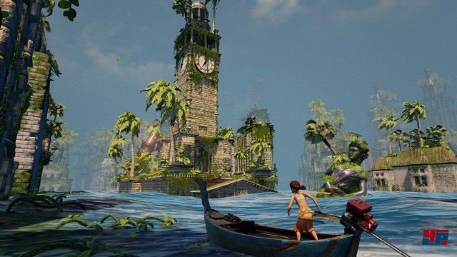 Screenshot - Submerged (PC) 92511702