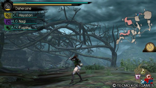 Screenshot - Toukiden: The Age of Demons (PS_Vita) 92478352