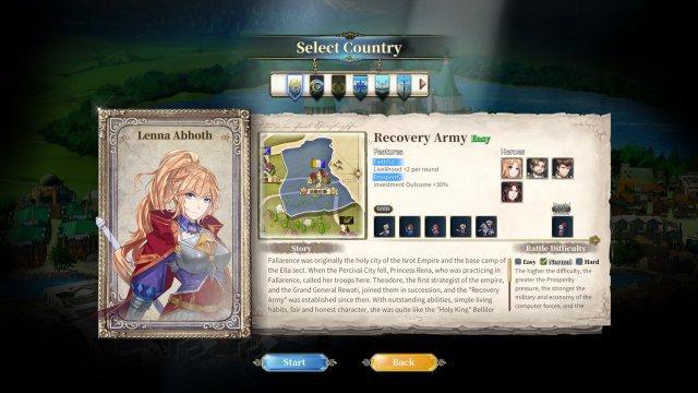 Screenshot - The Heroic Legend of Eagarlnia (PC)