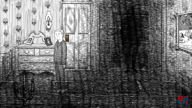 Screenshot - Neverending Nightmares (Android) 92491291