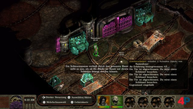 Screenshot - Planescape Torment and Icewind Dale Enhanced Edition (PS4) 92598149