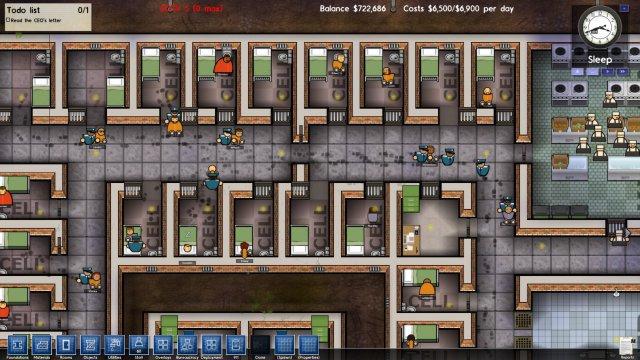 Screenshot - Prison Architect (PC) 92474661