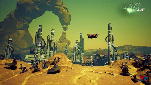 Screenshot - The Long Journey Home (PC) 92527112
