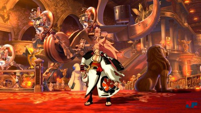 Screenshot - Guilty Gear Xrd Rev. 2 (PS4)