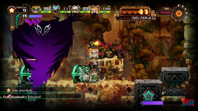Screenshot - Lapis x Labyrinth (PS4) 92588416