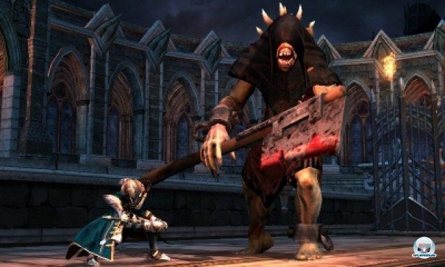 Screenshot - Castlevania: Mirror of Fate (3DS) 2363557