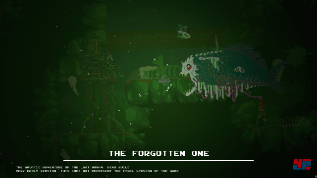Screenshot - The Aquatic Adventure of the Last Human (Linux) 92518725