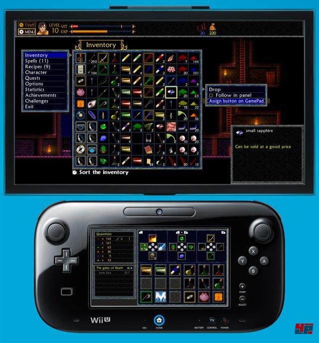 Screenshot - Unepic (Wii_U) 92476769