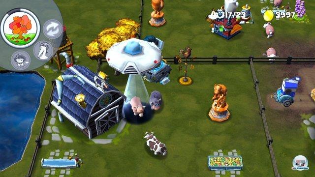 Screenshot - Funky Barn (3DS)