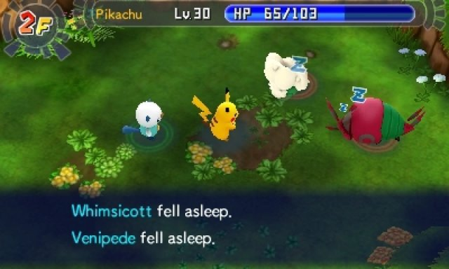 Screenshot - Pokémon Mystery Dungeon: Portale in die Unendlichkeit (3DS) 92457661