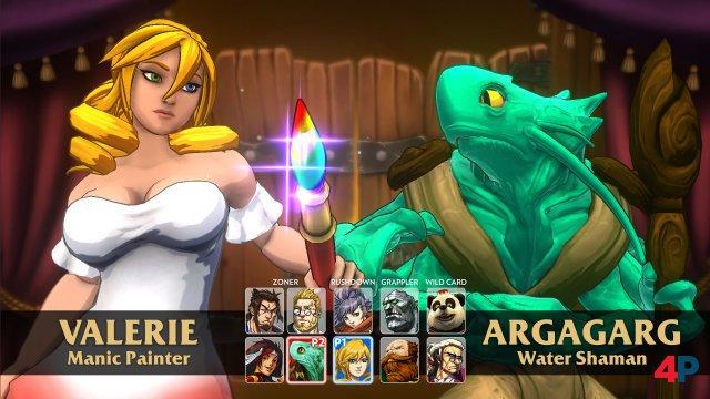 Screenshot - Fantasy Strike (PC) 92591529