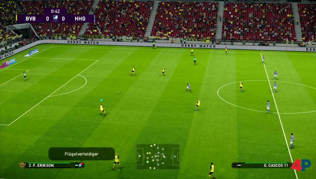 Screenshot - eFootball PES 2020 (PS4) 92596411