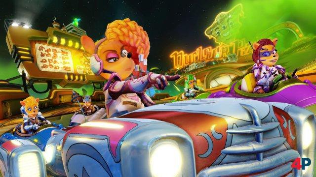 Screenshot - Crash Team Racing Nitro-Fueled (PS4)