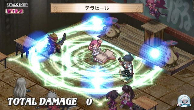 Screenshot - Disgaea 3: Absence of Detention (PS_Vita) 2341552
