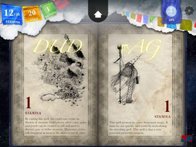 Screenshot - Sorcery! - Teil 3 (iPad) 92503543