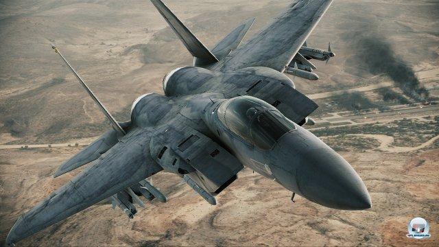 Screenshot - Ace Combat: Assault Horizon (360) 2265337