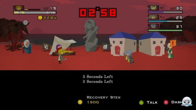 Screenshot - Half-Minute Hero (PC) 92407582