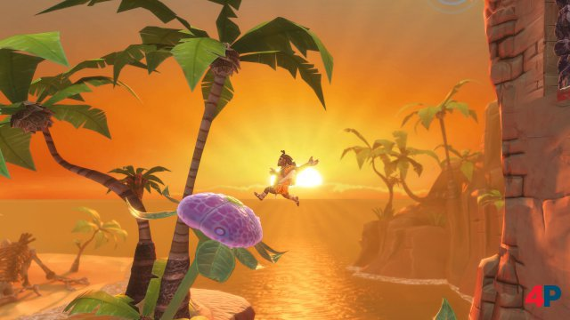 Screenshot - Jet Kave Adventure (Switch)