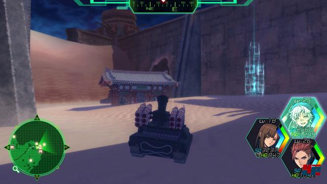 Screenshot - Metal Max Xeno (PS4) 92574969