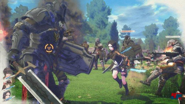 Screenshot - Valkyria: Azure Revolution (PlayStation4) 92516795