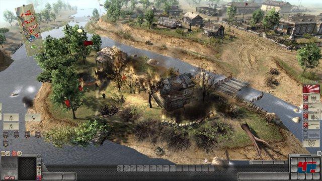 Zurück in den Kampf! Men of War: Assault Squad 2 bietet wenig Neues und alte Schwächen.