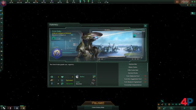Screenshot - Stellaris (Linux)