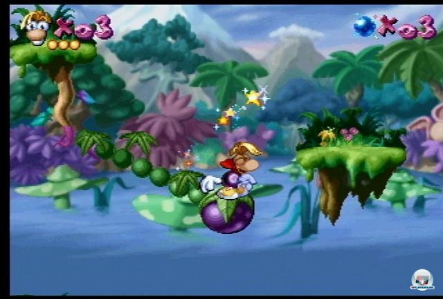 Screenshot - Rayman (Klassiker) (PC)
