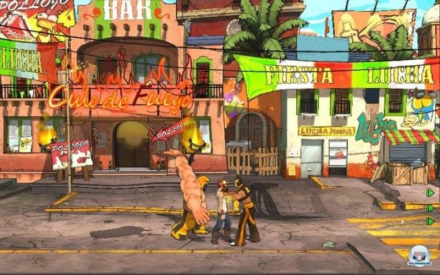 Screenshot - Lucha Fury (360)