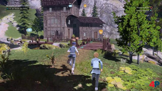 Screenshot - Sword Art Online: Alicization Lycoris (PS4) 92620107