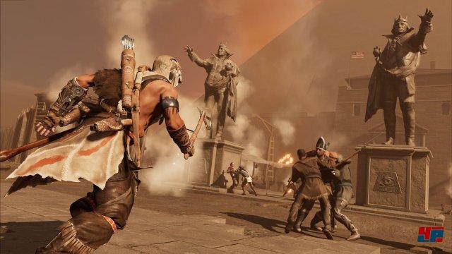 Screenshot - Assassin's Creed 3 (PS4) 92585161