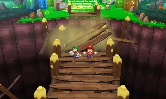 Screenshot - Mario & Luigi: Dream Team Bros. (3DS) 92462420