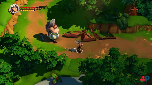 Screenshot - Asterix & Obelix XXL 3: Der Kristall-Hinkelstein (PC) 92598169