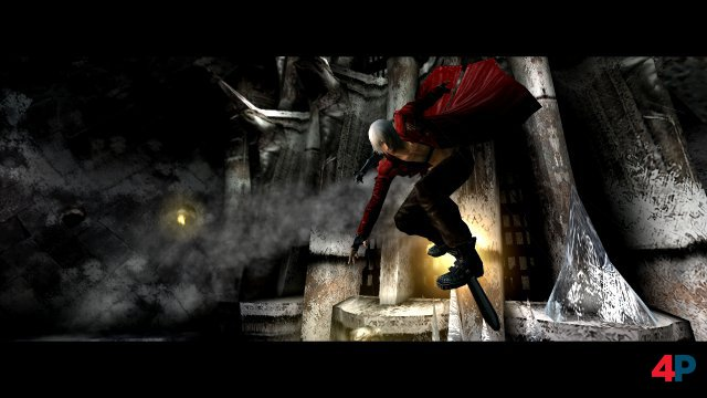 Screenshot - Devil May Cry 3: Special Edition (Switch)