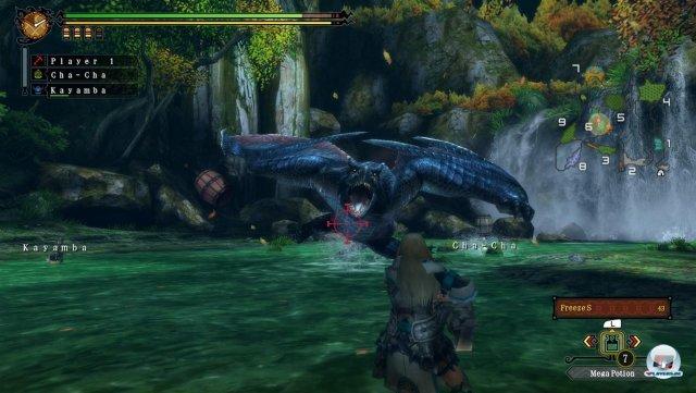 Screenshot - Monster Hunter 3 Ultimate (Wii_U) 92410777