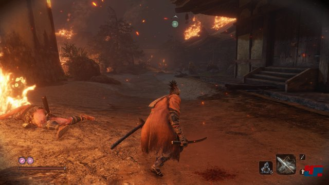 Screenshot - Sekiro: Shadows Die Twice (PlayStation4Pro) 92584886