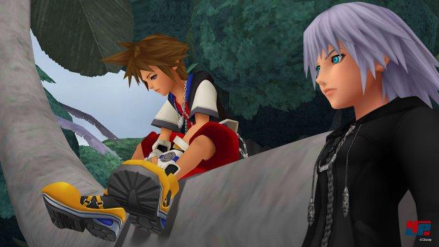 Screenshot - Kingdom Hearts HD 2.5 ReMIX (PlayStation3) 92491486