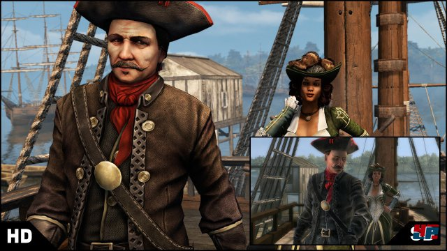 Screenshot - Assassin's Creed Liberation HD (360)