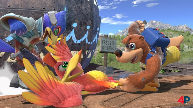 Screenshot - Super Smash Bros. Ultimate (Switch) 92590381