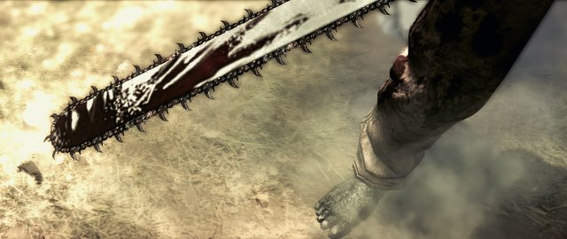 <b>Resident Evil 5</b><br><br>Arbeitslose Lobbyisten hatten schon nach dem ersten Trailer ihre helle Freude am neuen Resident Evil: Weil Serien-Rückkehrer Chris Redfield zum ersten Mal auf afrikanische Zombies schießt, probt die Schreiberin eines Blog-Artikels doch glatt den Aufstand und unterstellt den Spielemachern rassistische Untertöne. Produzent Jun Takeuchi pustet die heiße Luft der Vorwürfe mal eben fort und bastelt weiter an dem Horror-Thriller, den er geplant hatte: Von Black Hawk Down inspirierte Action unter sengender Sonne... 1814478