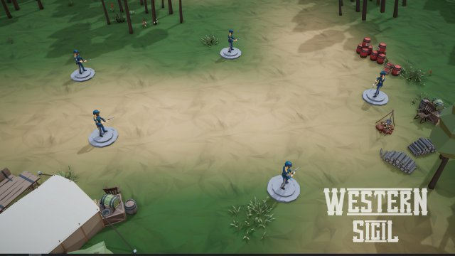 Screenshot - Western Sigil (PC)
