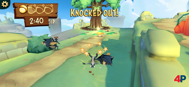 Screenshot - Acron: Attack of the Squirrels! (Android) 92595383