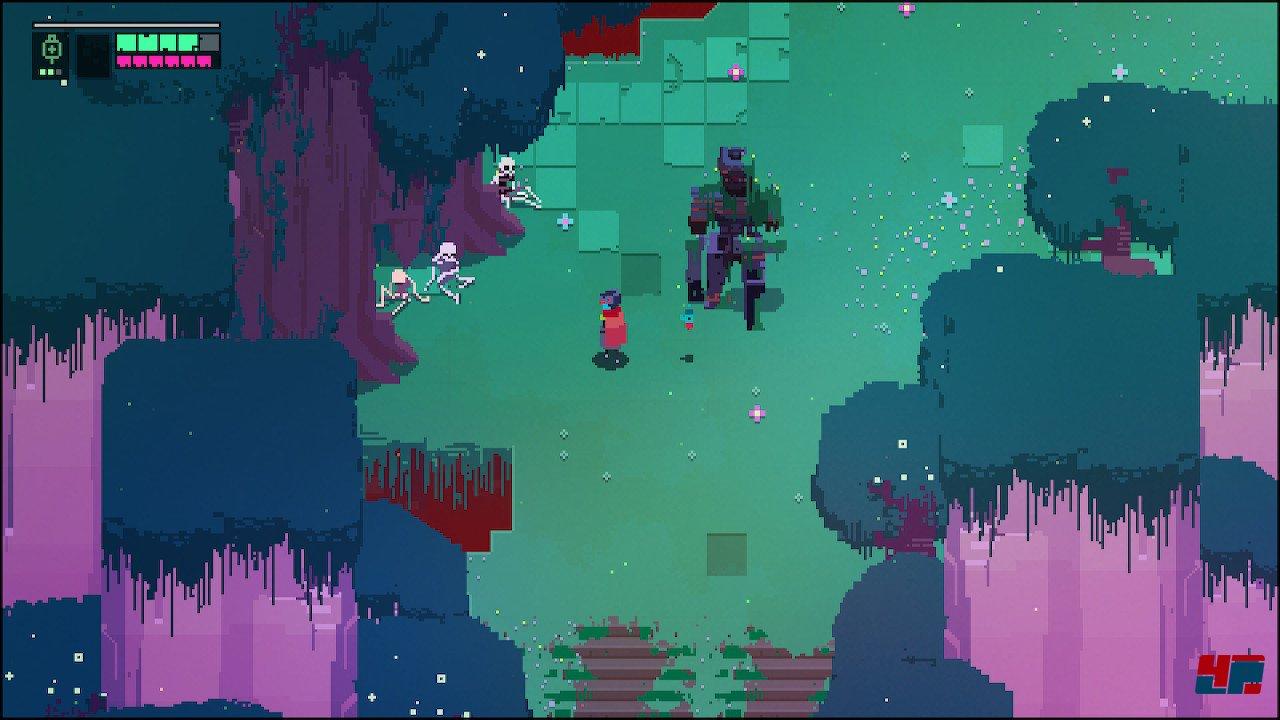 Screenshots Zu Hyper Light Drifter Alles Zum Action Spiel Hyper