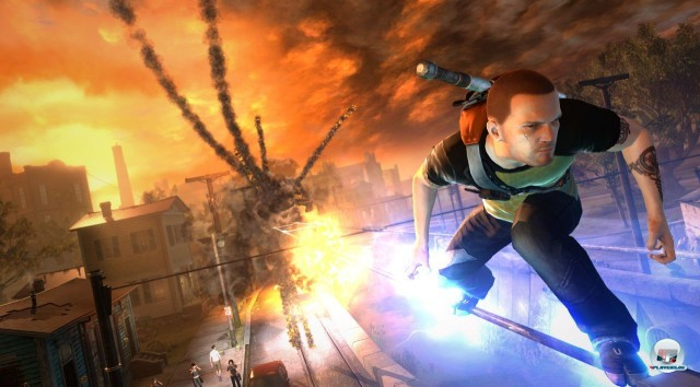 Screenshot - inFamous 2 (PlayStation3)