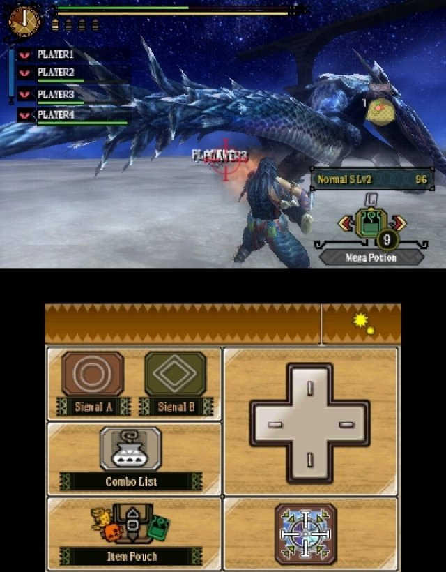 Screenshot - Monster Hunter 3 Ultimate (3DS) 92452332